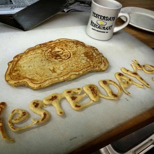 pancake-letters